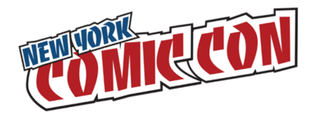 New York ComicCon banner logo - Click to learn more at the official web site!