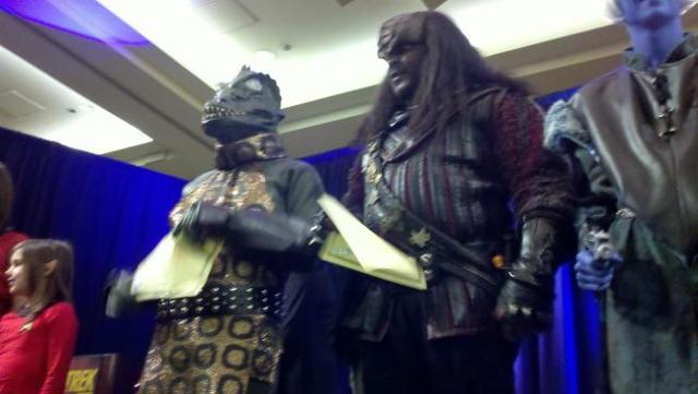 Creation Star Trek San Francisco - Costume contest winners!