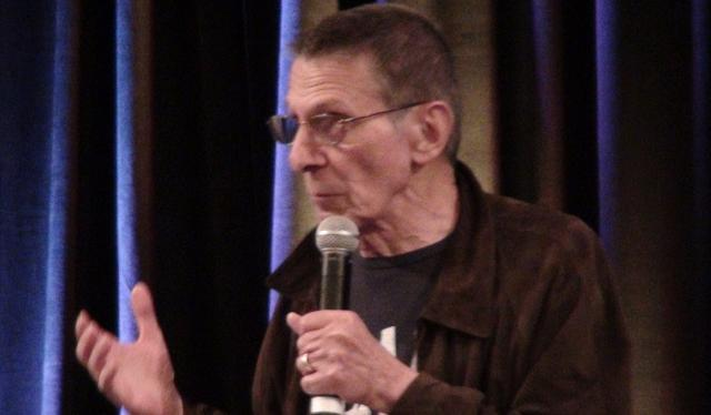 Creations Star Trek San Francisco - Legend Leonard Nimoy!