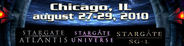 Cool Creation Entertainment Stargate Chicago Con 2010!