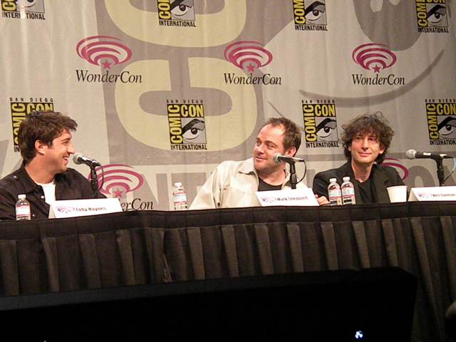 Wondercon 2011: Doctor Who Series 6 Interviews – A Team Effort for Who and YOU!