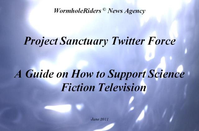 Click to download Project Sanctuary Guide to Support TV Shows