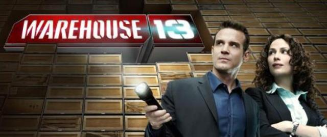 Click to visit and learn more about Warehouse 13 at Syfy!