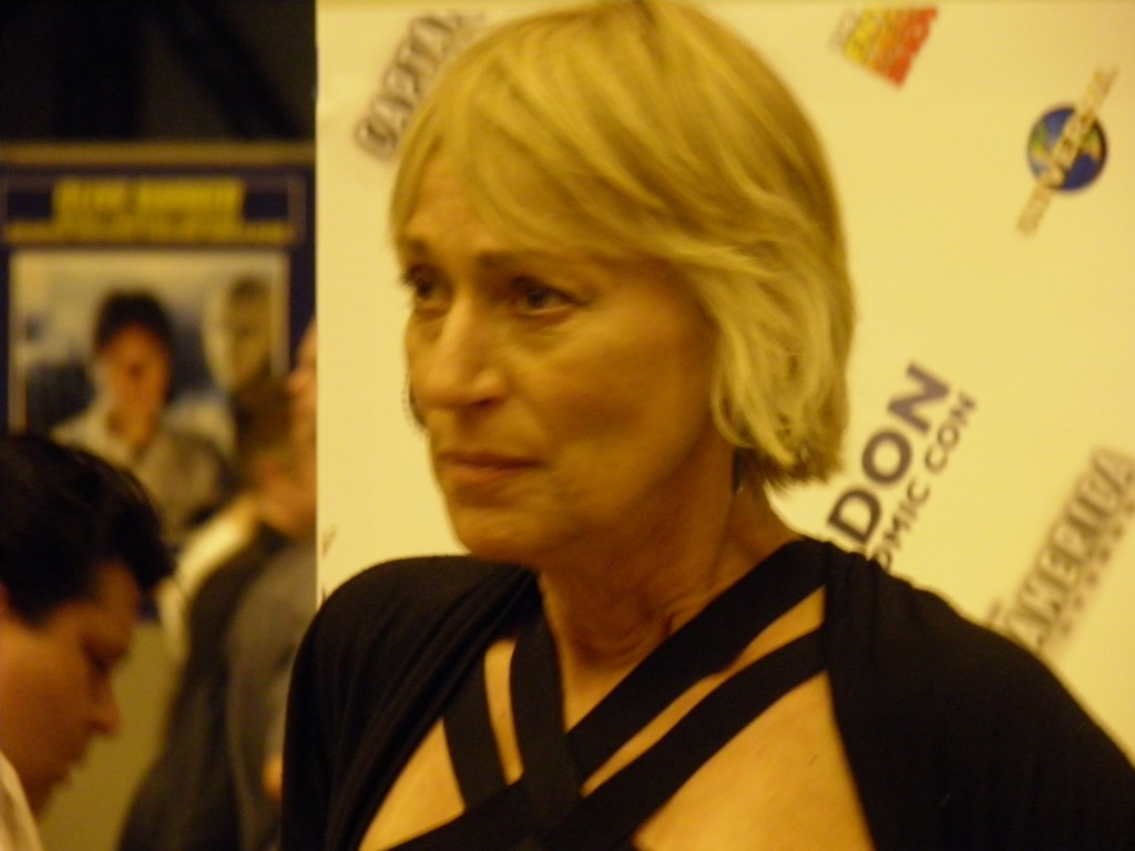 Sandahl Bergman of Sliders