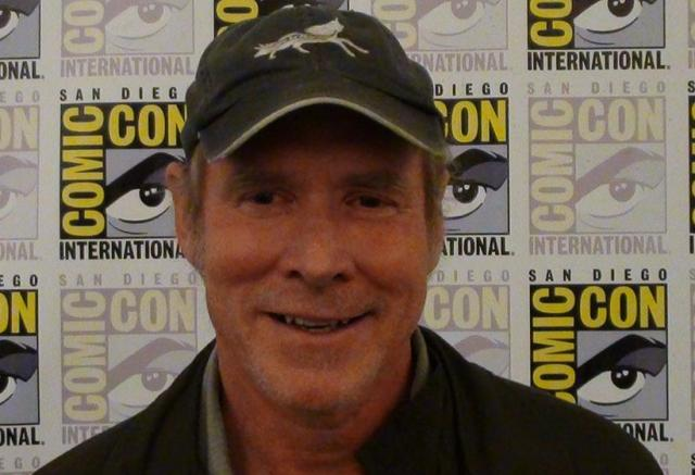 Comic-Con 2011 - Will Patton - Falling Skies Press