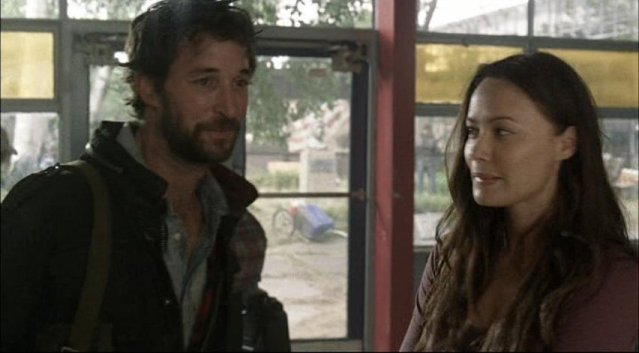 Falling Skies S1x02 - The adult romance