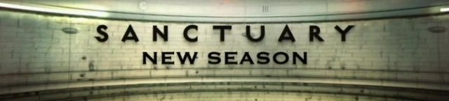 Sanctuary season 4 banner- Click to learn more at Syfy!