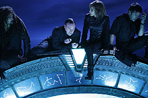 Stargate Atlantis - The Shrine - Click to learn more at MGM Studios!