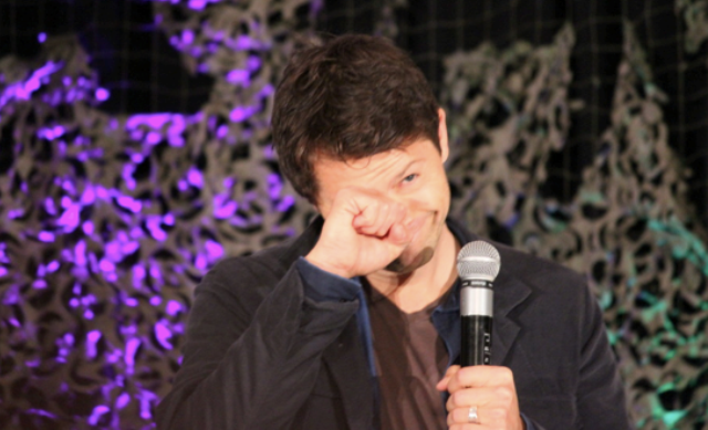 Supernatural BurCon: Marvelous Misha Collins Panel – Part One!