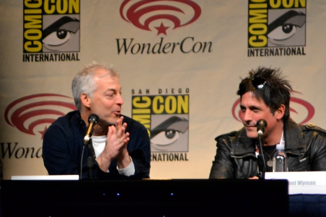 Fringe Panel at WonderCon 2012 &#8220;Walterism&#8217;s&#8221; with WB BTS Images!