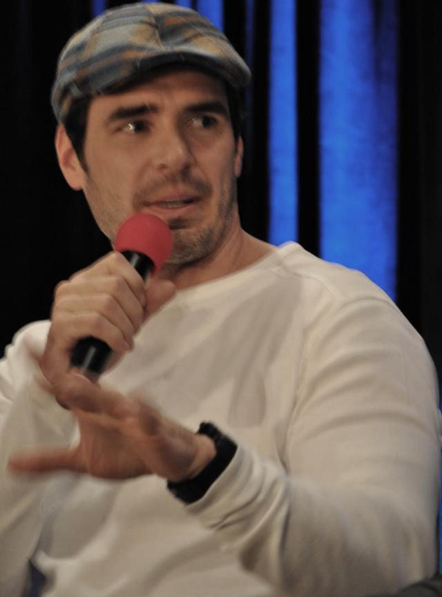 Stargate Vancouver 2012 - Dan Payne