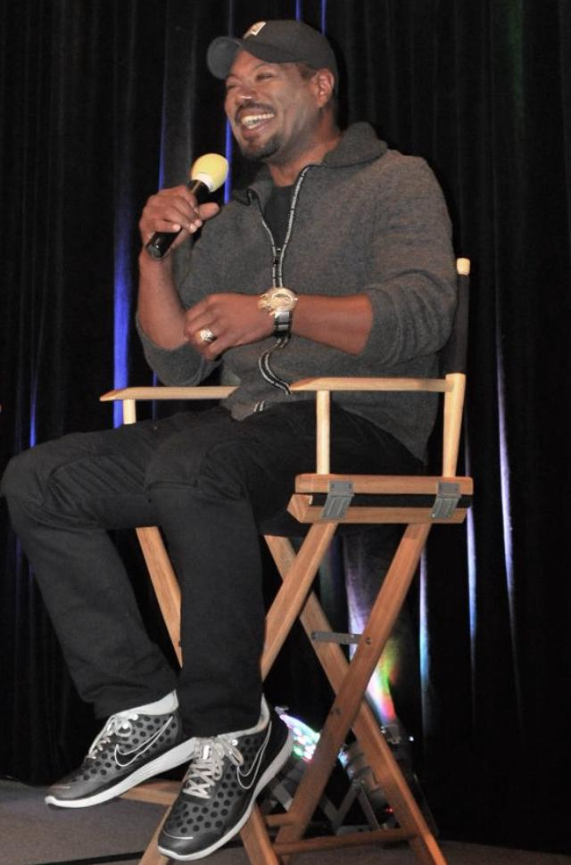 Stargate Vancouver 2012 - Chris Judge