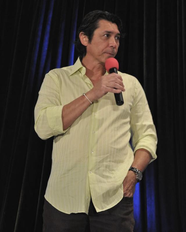 Stargate Vancouver 2012 - Lou Diamond Phillips