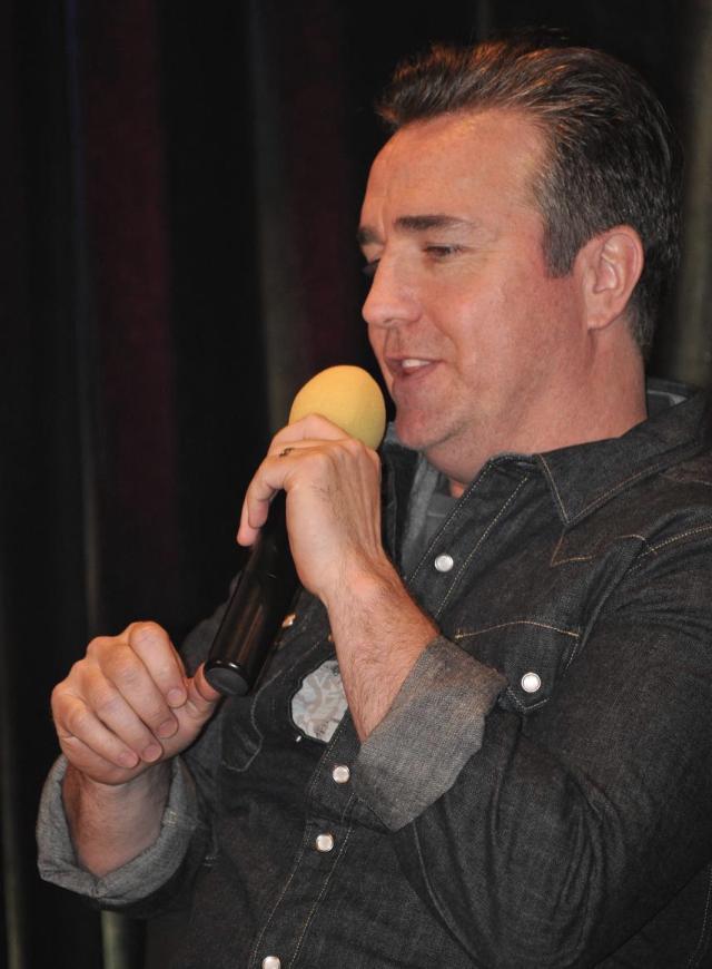 Stargate Vancouver 2012 - Paul McGillion