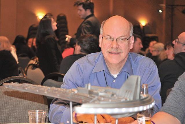 Stargate Vancouver 2012 - Paul Harvath - Centerpiece winner for SGU Destiny