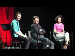 Calgary Expo 2012 - John Noble and Jasika Nicole!