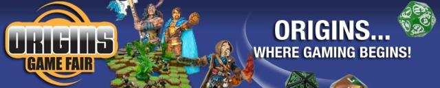 GAMA Origins Game Fair: Geek Fest Featuring Felicia Day, Wil Wheaton, Adrienne Wilkinson and MUCH MORE!