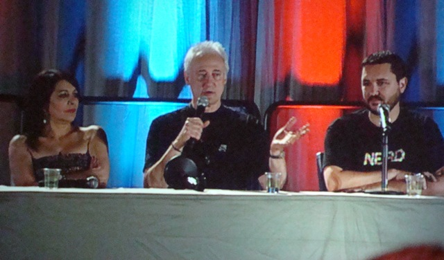 Phoenix Comicon 2012 - Marina Sirtis, Brent Spiner, and Wil Wheaton