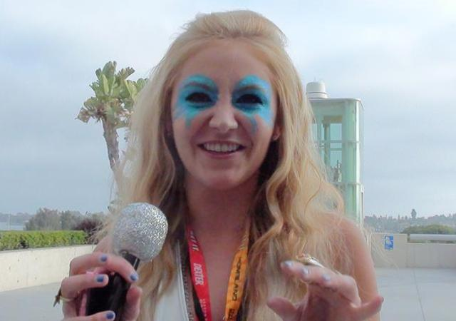 Femme Fatales: Exclusive San Diego Comic-Con Interview with Series Star Marvelous Madison Dylan!