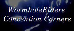 WormholeRiders Convention Corners News Site