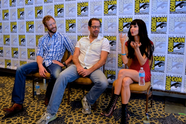 San Diego Comic-Con 2012: Exclusive Pressroom Q&#038;A with Lost Girl stars Ksenia Solo and Kris Holden-Ried, and Executive Producer Jay Firestone