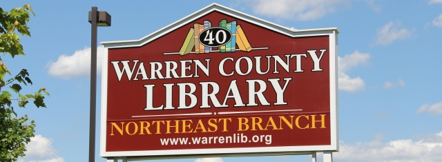 Warren County Library banner - Click to learn more at the official web site!