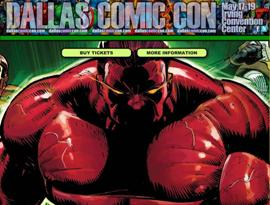 A Dallas Comic-Con