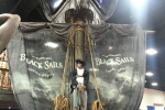 STARZ Original Series Black Sails: Pirates Are Not Made, They Are Born!