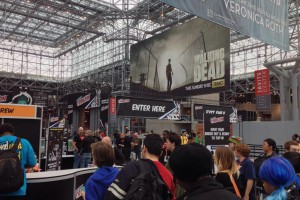 New York Comic-Con 2013 Day One – Cosplay, Superman's 75th, AND a Haven Wedding!