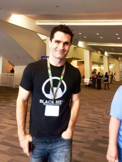 Sam Witwer Interview Photo A
