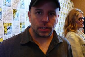 Travis Fickett Interview and Teleorganic 12 Monkeys Panel!