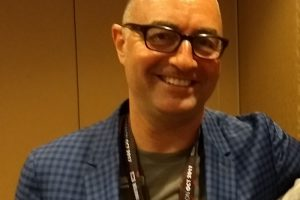 Ghost Wars Genius Simon Davis Barry Intriguing Interview at Comic-Con!