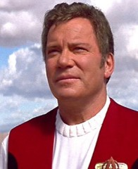 Learn more about Captain Kirk aka William Shatner at his official web site!