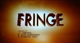 Fringe mini banner orange red alt universe - Learn more at FOX!
