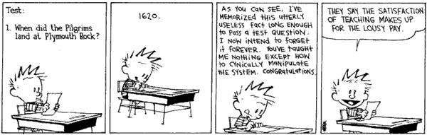 Click to learn more about Calvin and Hobbes!