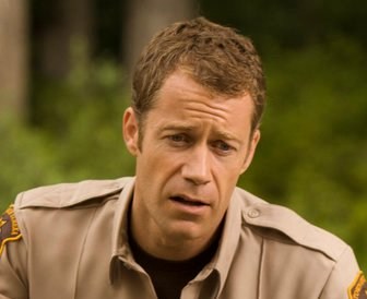 Eureka - Colin Ferguson as Sheriff Jack Carter!