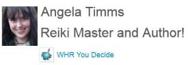 0943 &#8211; Angela Timms Reiki Master and Author