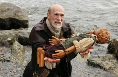 Once Upon A Time S1x20 - Tony Amendola as Gepetto