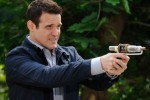 Eddie McClintock of Warehouse 13 is More Than a Warehouse Agent, Pete Latimer and the Taxi Cab Messiah!