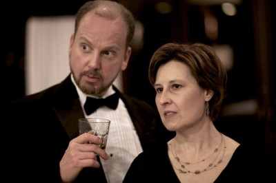 Milgram and the Fastwalkers - John C. Bailey as Doctor Robinette and Suzanne Knapik as Doctor Louise Finlayson