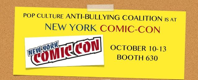 Anti-Bullying Coalition at NYCC 1