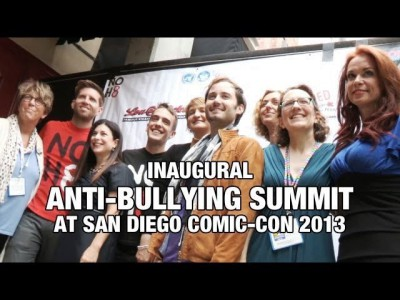 Anti-Bullying Coalition at SDCC 2