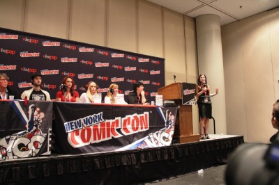 Anti-Bullying Coalition at NYCC 2