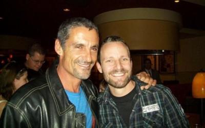 Stargate 2009 - Cliff Simon and Ryan Robbins