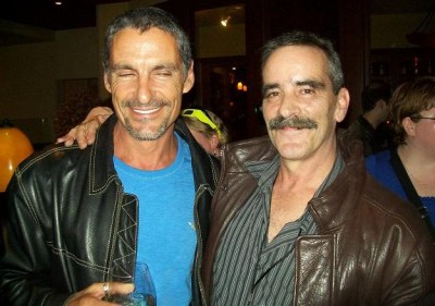 Stargate 2009- Cliff Simon and Kenn
