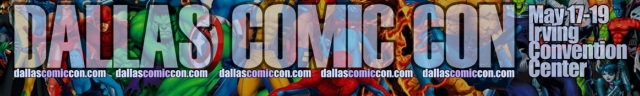 Click to learn more about Dallas Comicon 2013 at their official web site!