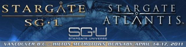 Click to learn more about Stargate Vancouver 2011 by Creation Entertainment!