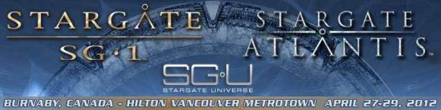 Stargate Vancouver 2012 - Click to learn more about Creation Entertainment!