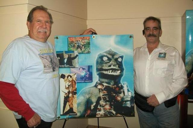Creation Star Trek San Francisco - Bobby Clark The Gorn and WHR