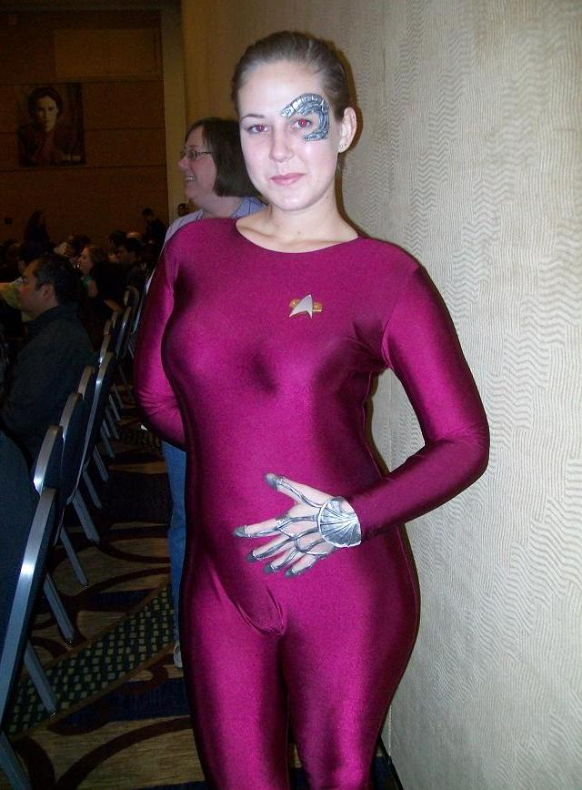 Creation Star Trek San Francisco - Another great costume!